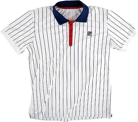 Fila, Polo a Righe Uomo FS13: Amazon.it: Abbigliamento