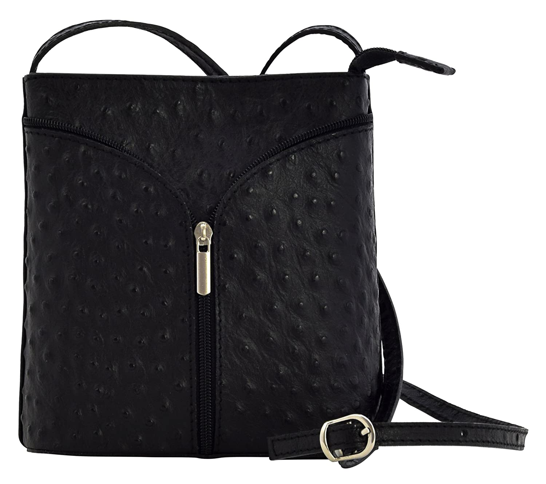 50cb85160108e2 LARA Bags Cross-Body Handbags Shoulder Bags Women's Genuine Leather:  Handbags: Amazon.com