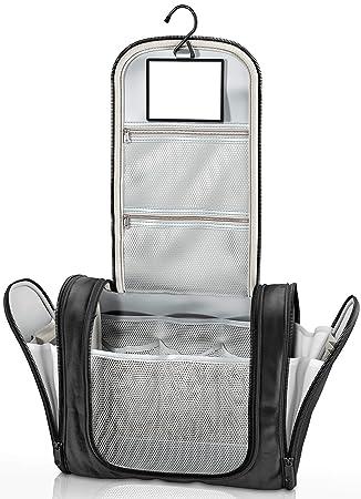 d1b1391643b41 Neceser con suspensión y espejo + bolsillos interiores