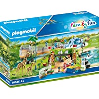 Playmobil Large City Zoo, Multicoloured