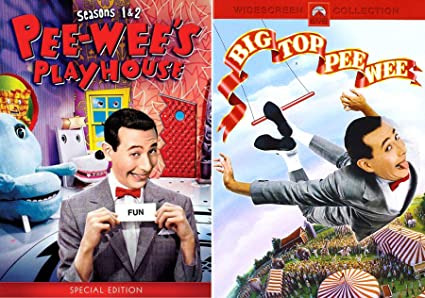A Big Scream Pack Wacky Playhouse Episodes Season 1 & 2 + Big Top ...
