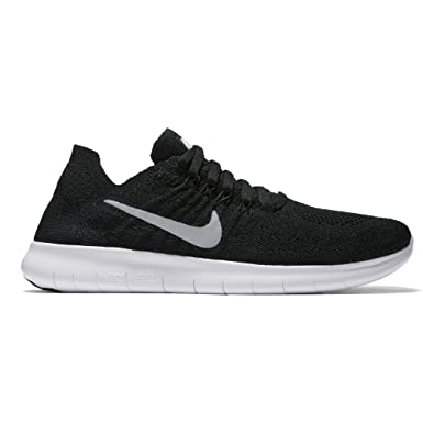 girls' grade school nike free rn flyknit 2017 running shoes