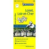 Michelin France Loiret, Loir-et-cher