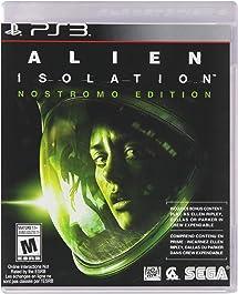 Alien: Isolation - PlayStation 3, Nostromo     - Amazon com