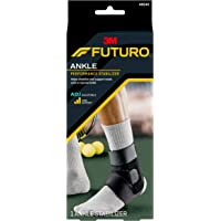 Futuro Sport Deluxe Ankle Stabilizer; Adjustable; 1ct