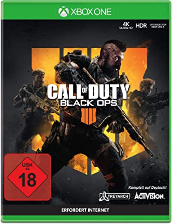 Call of Duty Black Ops 4 - Standard Edition - Xbox One [Importación ...