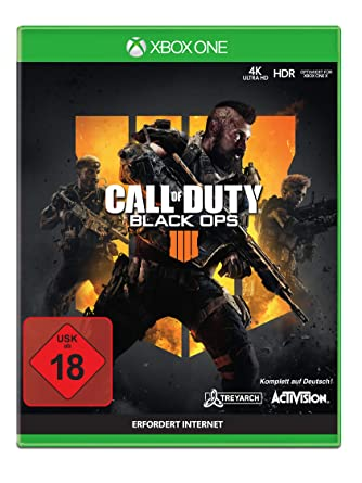 Call of Duty Black Ops 4 - Standard Edition - [Xbox One]