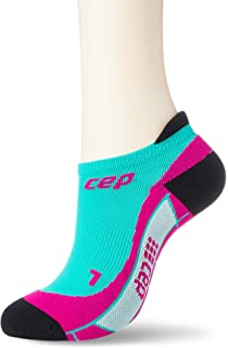 481c319b06 Women's Athletic Compression Socks - CEP No Show Socks for Performance