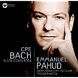 CPE Bach: Flute Concerti
