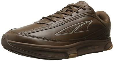 Altra Running Mens Provision Walker Shoe, Brown, 7 M US