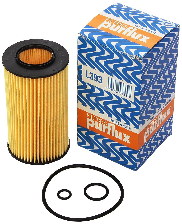 Purflux L393 filtre à huile Sogefi Filtration France