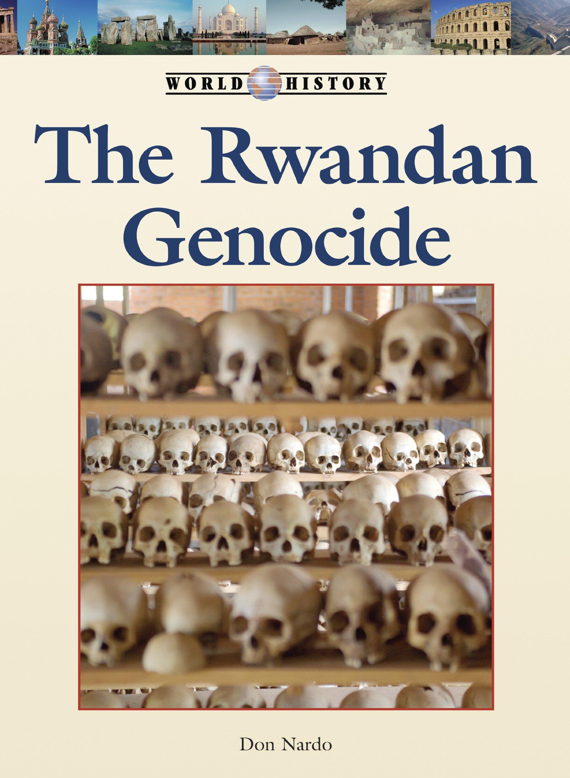 Calendar Mysteries April Adventure Quiz : The rwandan genocide world history series