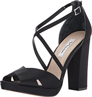 1751d87597 Amazon.com | NINA Women's Savita Platform Dress Sandal | Shoes