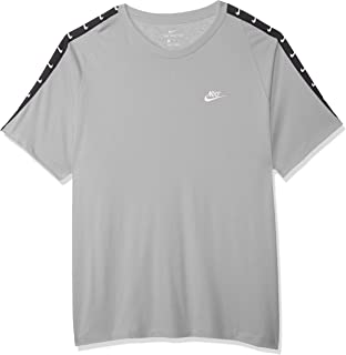 nike M NSW JDI TOP SS KNIT BlackWhite bei