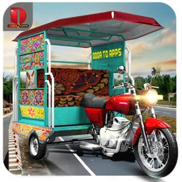 Amazon Com Tuk Tuk Chingchi Auto Rickshaw Appstore For Android