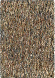 "product image for Orian Rugs Multi Solid Multi 1'11"" X 7'6"""