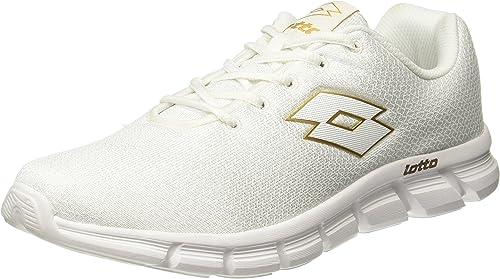 Lotto Men's Vertigo White Running Shoes