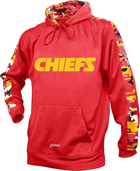 NFL Kansas City Chiefs Pullover Hoodie
