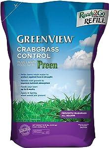 GreenView Crabgrass Control + Lawn Food - 6.75 lb. - Covers 2,500 sq. ft.