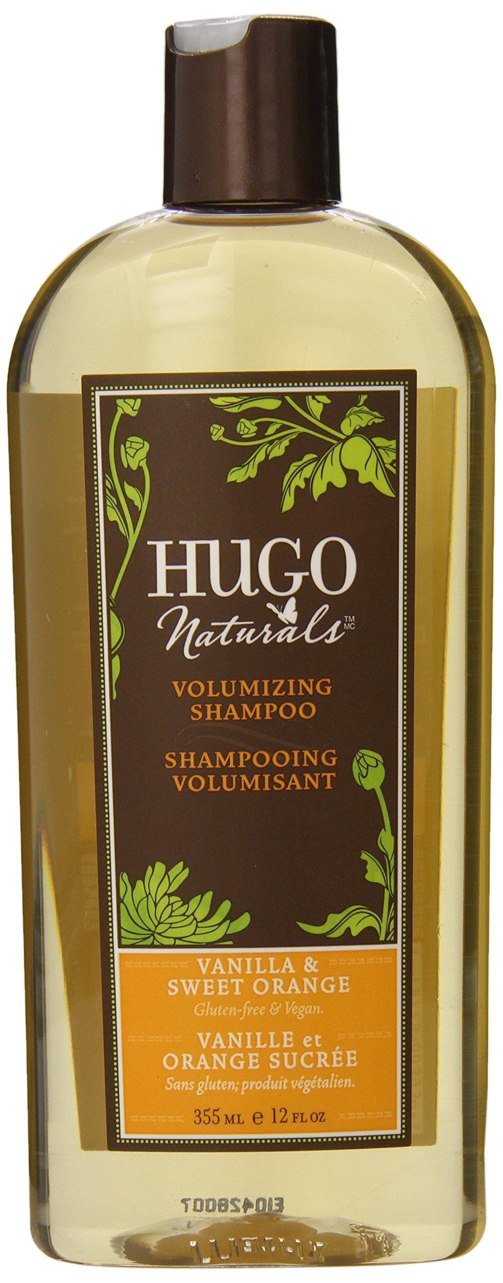 Amazon Com Hugo Naturals Chamomile Amp Vanilla Shampoo