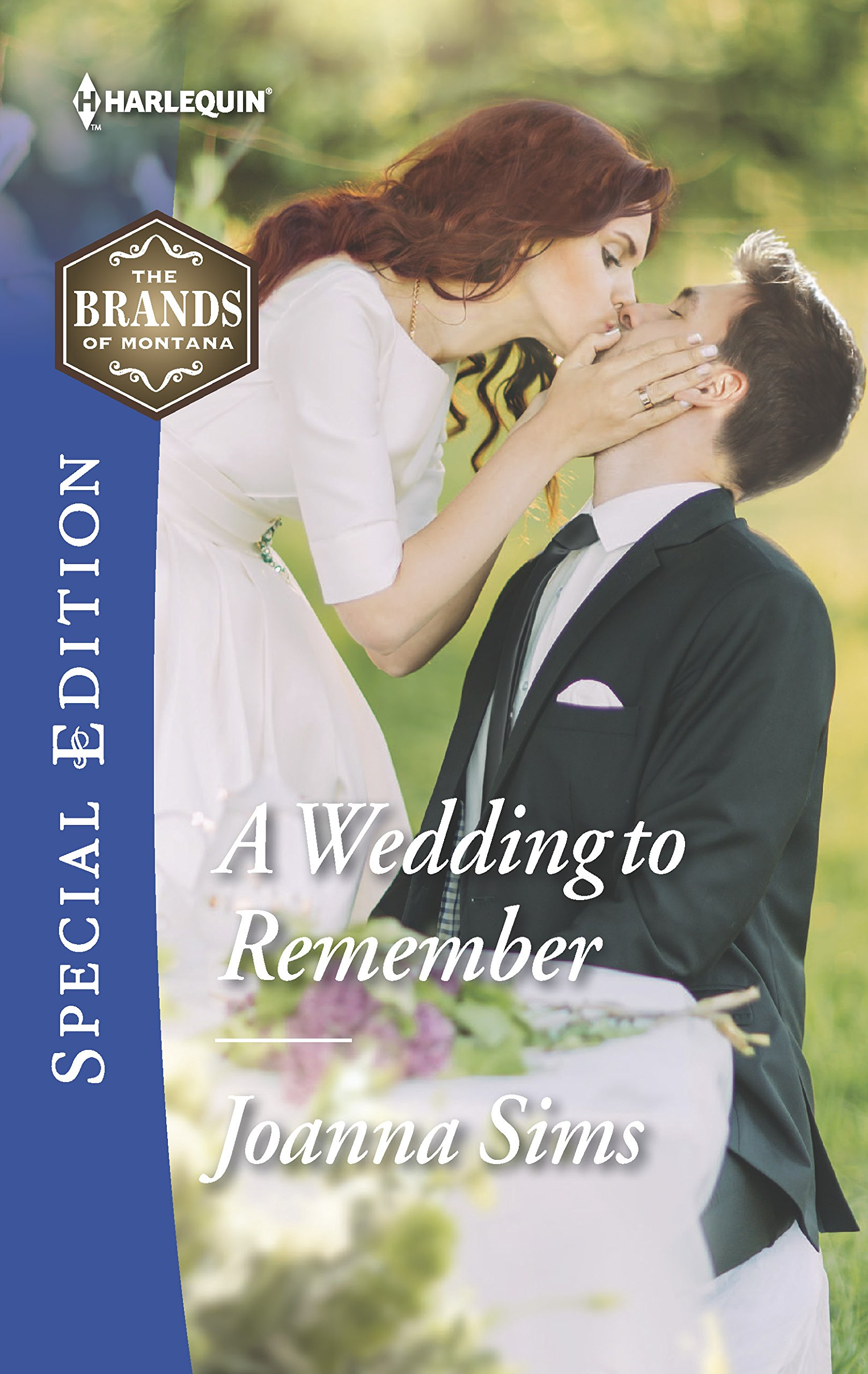 Download A Wedding to Remember (The Brands of Montana) pdf
