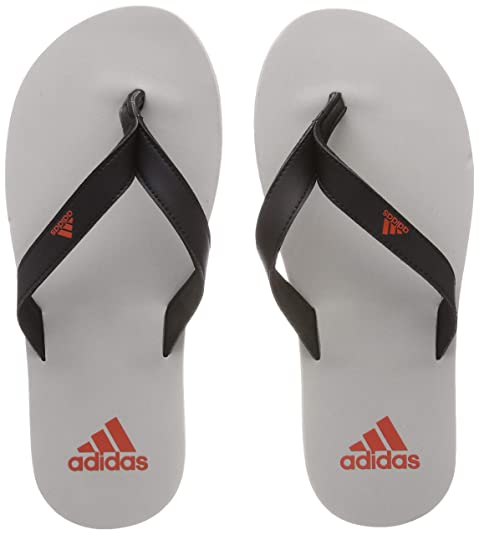 the latest ca9d4 3fb6b adidas Eezay Flip Flop, Herren Aqua Schuhe, Schwarz (Core BlackRaw Amber