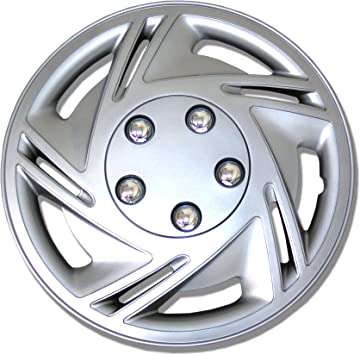 "Hubcap 14/"" Inch Wheel Rim Skin Cover 4pcs Set-Style Code 602 14 Inches Hub Caps"