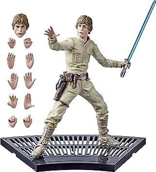 Oferta amazon: Star Wars- Black Series Hyperreal Luke Skywalker (Hasbro E6611EU4)