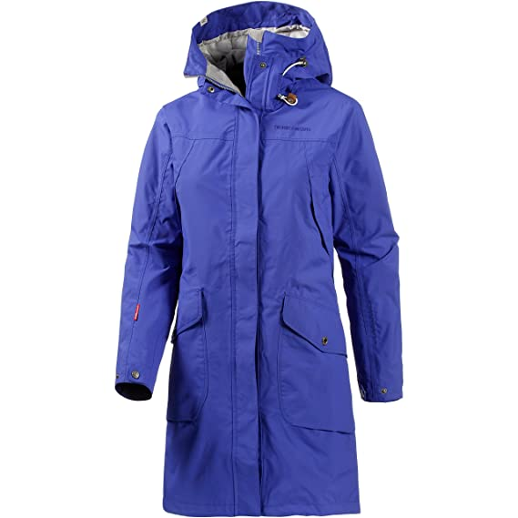 f7ffdaeb167 Didriksons Thelma Womens Coat Waterproof: Amazon.co.uk: Clothing