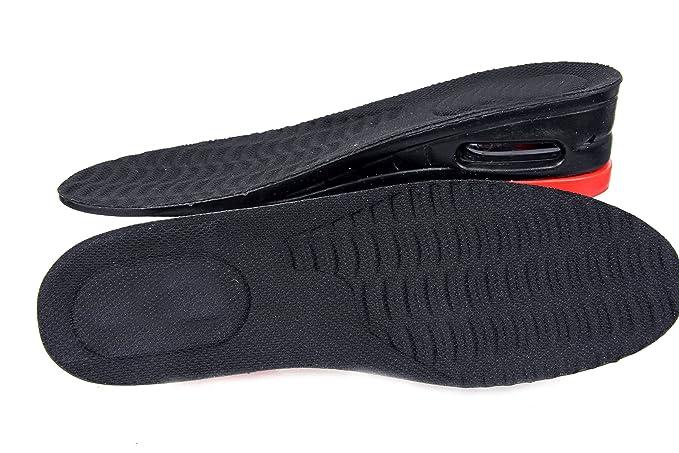 FreshGadgetz 1 Par plantillas de zapatos con tacón de colchón de aire para la Mujer 3 a 5 cm más altos - Plantillas Elevadoras - Plantillas Para Crecer ...