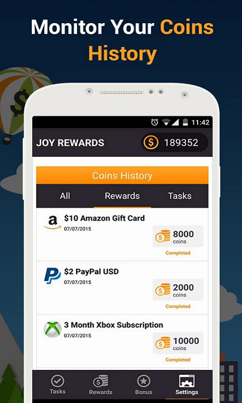 Free gift card rewards apk | DIG4 Rewards  2019-07-22