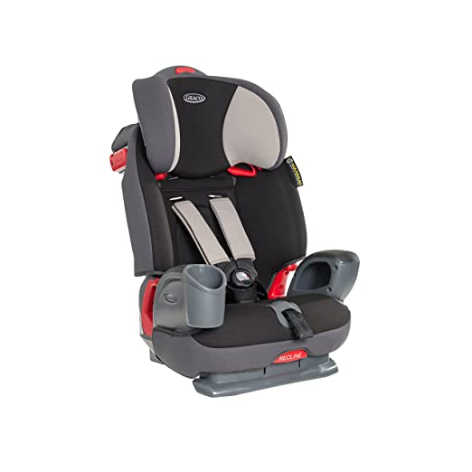Graco Nautilus Group 1/2/3 Car Seat - Aluminium