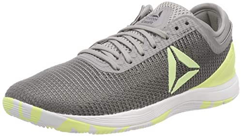 Reebok Crossfit Nano 8.0 Flexweave Mens Training Shoes - Grey-7 d7eb4438d
