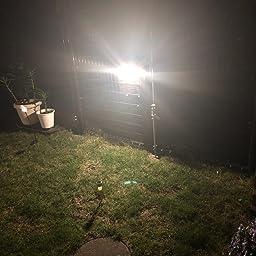 Amazon Mpow センサーライト ソーラーライト 30led Ipx6防水 屋外照明 センサー時間30s 人感ライト 自動点灯 玄関 庭 駐車場 18ヶ月間保証 停電防災緊急対策 2個 セキュリティ センサーライト