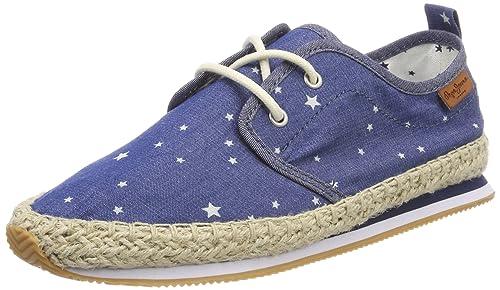 Pepe Jeans Babel W Stars, Zapatillas para Mujer: Amazon.es: Zapatos y complementos