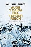 Auge y caída del Tercer Reich Volumen II: Guerra y derrota ((Fuera de colección))