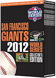 bbd2f896bb1 Amazon.com  The San Francisco Giants 2010 World Series Collector s ...