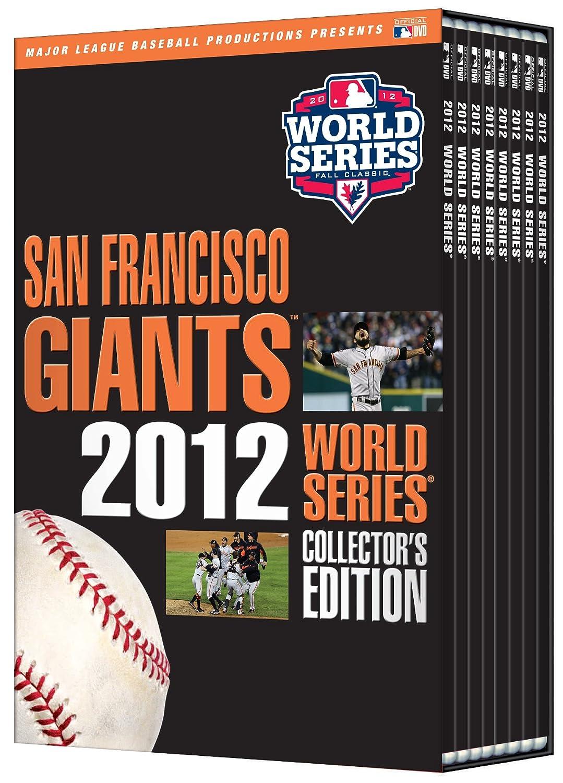 Amazon.com  The San Francisco Giants  2012 World Series Collector s  Edition  Major League Baseball  Movies   TV 0c8e162bd2