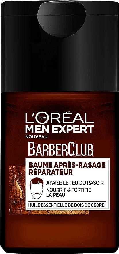 L Oréal Men Expert Barberclub Baume Après-Rasage Homme 125 ml - Lot ... 520dadd5a7c