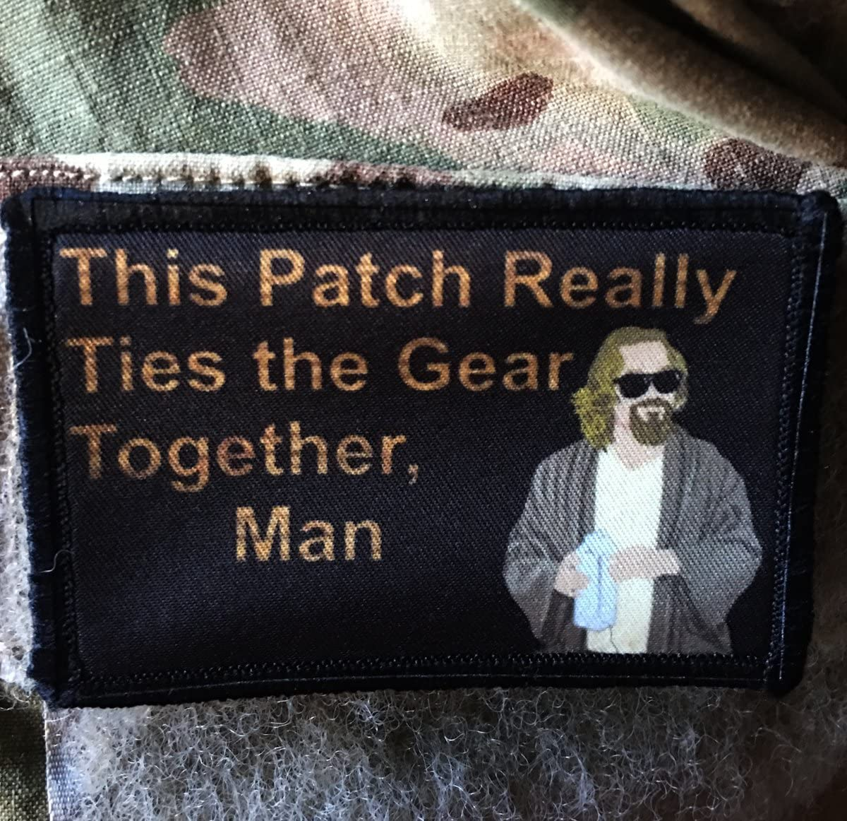 Iron On Patch Support Heart Military Insprired Love Remembrance