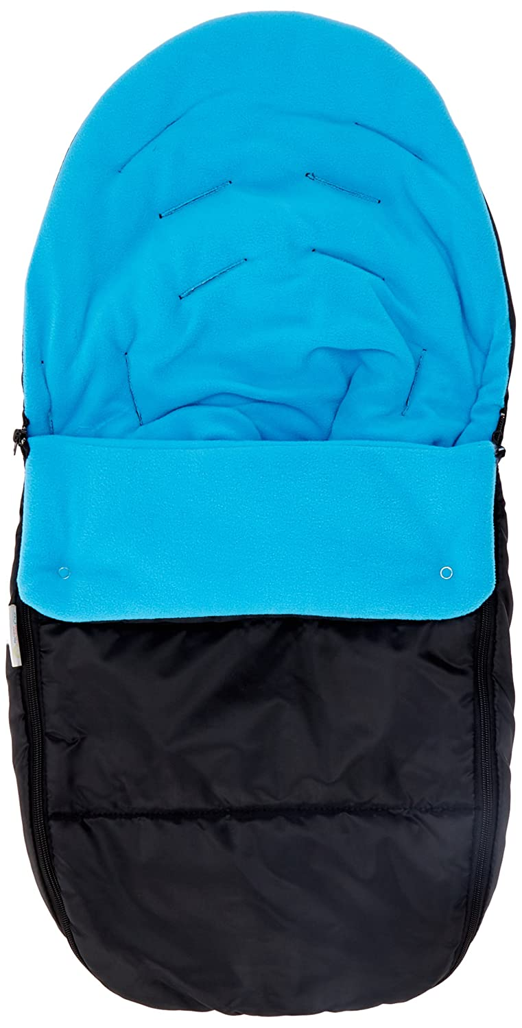 Autositz Fußsack/COSY TOES kompatibel mit Maxi Cosi Pebble Ocean Blau For-Your-Little-One