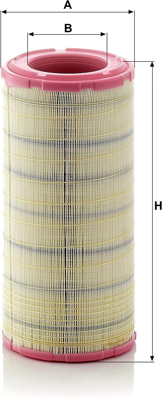 Original Mann Filter Luftfilter C 19 460 2 Für Nutzfahrzeuge Auto