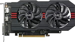ASUS OC Edition GDDR5 DP HDMI DVI AMD Graphics Card (AREZ-RX560-O2G-EVO)
