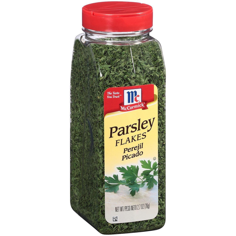 McCormick Parsley Flakes - 2.7 oz. (pack of 2)