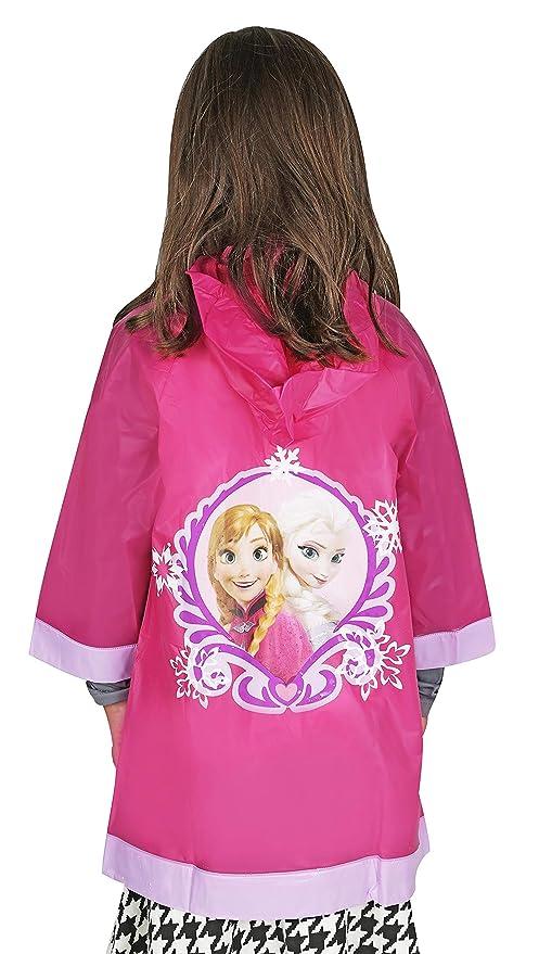 Amazon.com: Disney Frozen - Ropa de lluvia con capucha ...