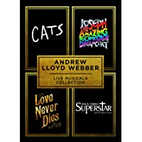 Andrew Lloyd Webber - Live Musicals Collection