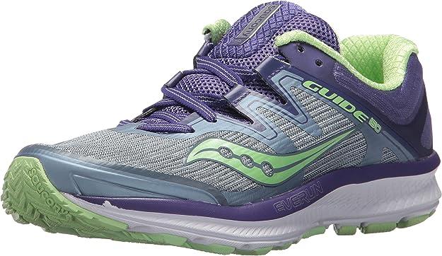 Saucony Guide ISO, Zapatillas de Deporte para Mujer: Saucony: Amazon.es: Zapatos y complementos