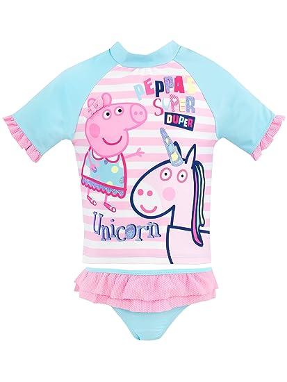 Ba/ñador para ni/ña Peppa Pig