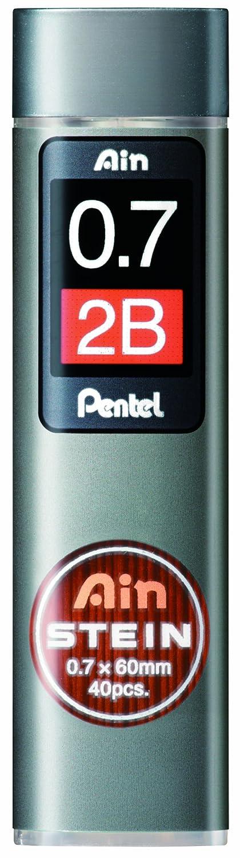 Pentel Druckbleistift-Feinmine AIN STEIN C277, Härtegrad: B C277-B
