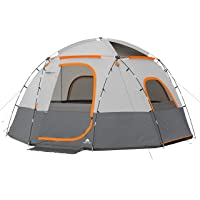 Deals on Ozark Trail 15-ft x 15-ft 9-Person Lighted Sphere Tent